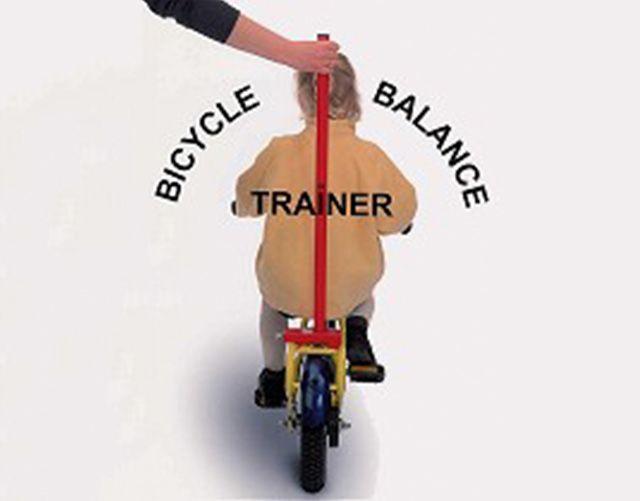 Bike Riding Aid