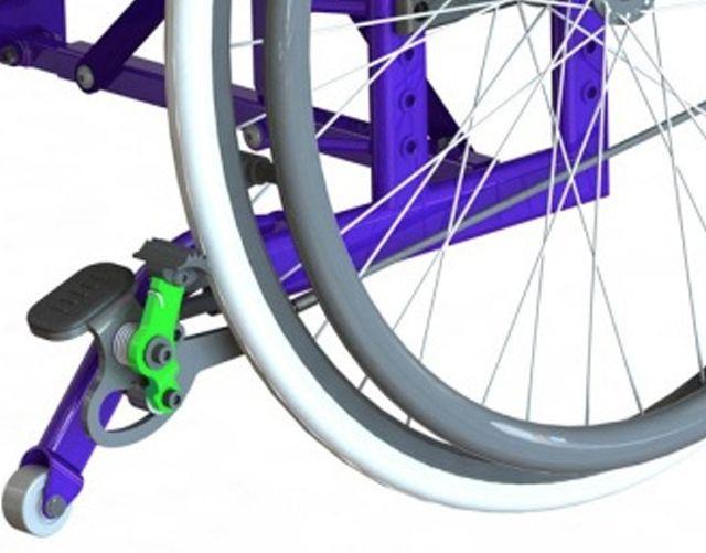 Wheelchair Brake